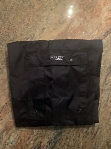STEARNS Dry Wear mens Cargo pants size Medium ripstop polyurethane coating