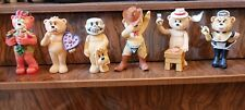 Bad Taste Bears Collection Job Lot Of 6 Chip Fifi Skully Butch Sol Chocolate