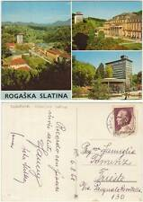 ROGASKA SLATINA - VEDUTINE (SLOVENIA) 1968