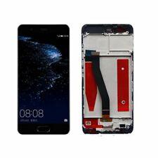 NEW Per Huawei P10 Standard VTR L09 LCD Schermo Touch Screen Display Frame black