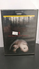 * The Blair Witch Project (Dvd, 1999, Special Edition, Used) ~ Spooky!
