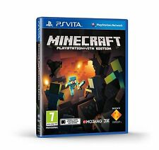 Minecraft PS Vita para PS VITA PAL (nuevo Y Sellado)