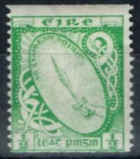 Lightly Hinged George V (1910-1936) Irish Stamps