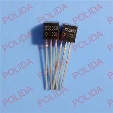 50pair OR 100PCS Transistor FSC TO-92 SS8050/SS8550 SS8050D/SS8550D