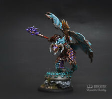 Azrael legion everblight warbeast hordes warmachine ** COMMISSION ** painting