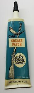 VINTAGE 1970's CVA GREASE PATCH FOR BLACK POWDER SHOOTERS (UNUSED)