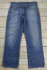 LUCKY BRAND Classic Fit Straight in Rivington Medium Wash Blue Jeans Size 32x30