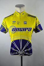 Santini Radtrikot Trikot cycling jersey maglia Gr. M 52 omara SMS D13