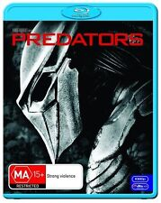 Predators (Blu-ray, 2010)