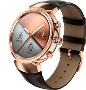 ASUS ZenWatch 3 WI503Q Smart Watch Android/iOS Brown/Rose Gold, free ship Worldw