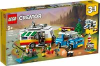 LEGO Creator: Caravan Family Holiday (31108) Building Kit 766 Pcs