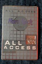 HRC Hard Rock Cafe Online All Access Card Pin HRCPCC