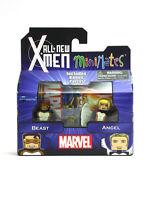 Marvel Minimates Beast & Angel All-New X-Men Series 59 Figures 2-Pack New In Box