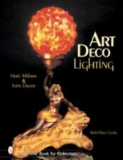 Art Deco Lighting -  308 color photos of fixtures from 1920s to 1940s, $0 Ship