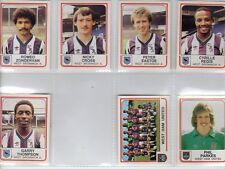 Panini Football 84 - Cyrille Regis - West Brom - No 342