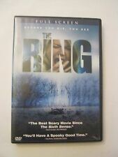 The Ring - Naomi Watts, Martin Hiderson (DVD, 2003) (015-7)