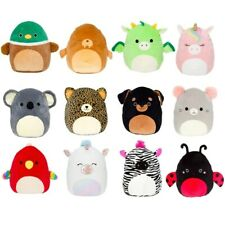 """Squishmallows Squad 3 Series 3 Super Soft 7.5""""  Plush Toy - Choose Character"""