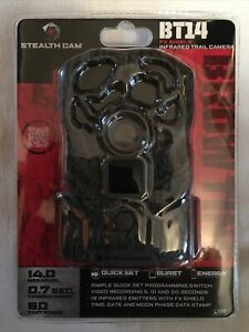 Stealth Cam Brow Tine 14MP FX Shield Infrared Trail Camera STC-BT14A New Sealed