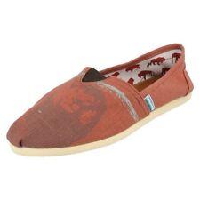 Canvas Standard Width (D) Casual Shoes for Men