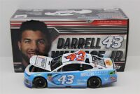 BUBBA WALLACE #43 2018 NASCAR RACING EXPERIENCE 1/24 SCALE IN STOCK FREE SHIP