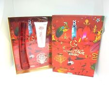 Kenzo Flower Tag Gift Set ~ Eau De Parfum And Creamy Body Milk ~ 1.7 oz Each