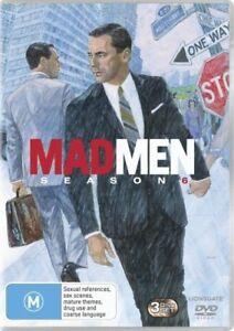 Mad Men: Season 6 = NEW DVD R4