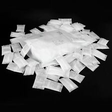 2Packs 60pcs/Pack Food Desiccant Silica Gel Sachets Moisture Humidity Absorbi FT