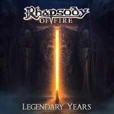 Rhapsody Of Fire - Legendary Years (CD Digipak)