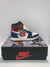 Air Jordan 1 Union storm blue size 9 Receipt AUTHENTIC