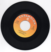 DAVID RUFFIN I Wanna Be With You / Still In NEW 80s SOUL 45 (EXPANSION) *LISTEN