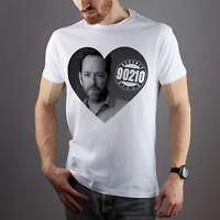 Luke Perry Tribute Tee Shirt Beverly Hills 90210 T-Shirt Famous Actor Unisex Tee