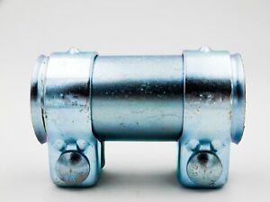 Auspuffverbinder Rohrschelle Doppelschelle Ø 60 mm x 125 mm