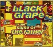BLACK GRAPE 'IN THE NAME OF THE FATHER' 3-TRACK CD SINGLE