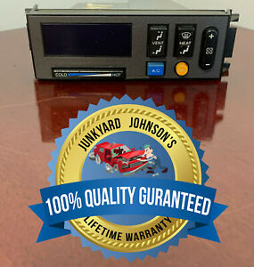 ✅88-94 Chevy Silverado GMC C/K 1500 2500 Truck Climate Control Heater A/C 4X4max
