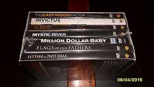 CLINT EASTWOOD 7 DVD *COFANETTO BOX DIRECTOR'S COLLECTION* (Nuovo Sigillato)