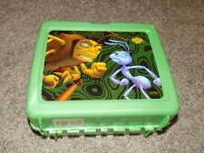 Vintage A Bug's Life Plastic Lunch Box No Thermos