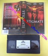 VHS film STIGMATE 2001 Patricia Arquette Byrne Pryce MGM 15764 SA (F154*) no dvd