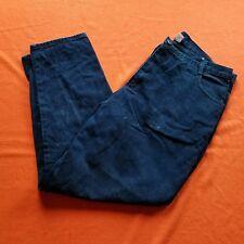 Women's size 24W 24 W jeans. Gitano dark indigo blue like not used! 38 in. waist