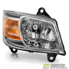 2008-2010 Dodge Grand Caravan Headlight Headlamp Replacement  RH Passenger Side