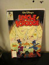 Uncle Scrooge #262 Walt Disney Comics BAGGED BOARDED~