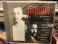 Philadelphia MOTION PICTURE SOUNDTRACK CD 1993 EPIC 57624 SEALED