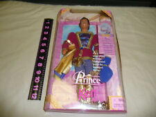 Prince KEN doll with Royal Jewels for Rapunzel Barbie 1997  NIB crown loose
