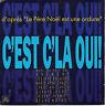"""7"""" 45 TOURS FRANCE LE PERE NOEL """"C'est C'la Oui"""" 1989 POP"""