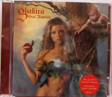 Shakira - Oral Fixation, Vol. 2 (CD 2006)