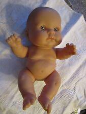 """Vintage 10"""" tall Vinyl Doll Beregenguer Doll - Natlot"""