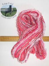 60m 20 x 3m Variety Pack Pink knitting wool yarn Craft Weaving Oddments Bundle