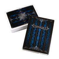 ARTIFICE Blue Playing Cards Ellusionist Premium Magic Deck