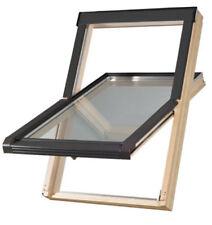 Schwingfenster Dachfenster 78x140 140x78 mit Eindeckrahmen Dauerlüftung