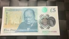 Ak47 5 pound note