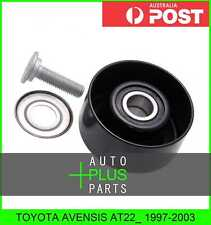 Fits TOYOTA AVENSIS AT22_ Engine Belt Pulley Idler Bearing